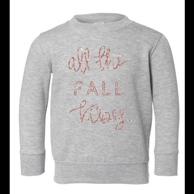 All The Fall Vibes Crewneck Sweatshirt