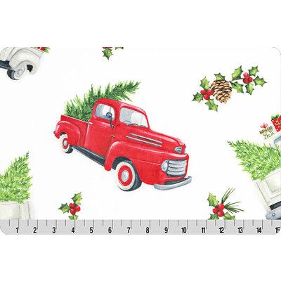 Tree Pickup Digital Cuddle® Snow