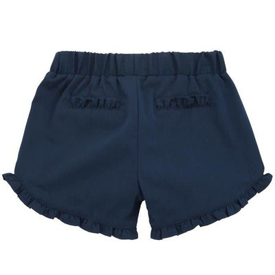 RUFFLE GIRL SHORTS