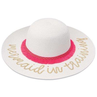 SEQUIN MERMAID SUN HAT