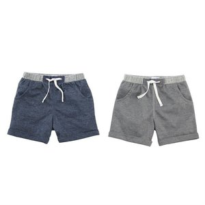 FRENCH TERRY BOY SHORTS