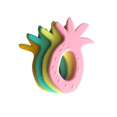 Little Teether Pineapple Teething Toy