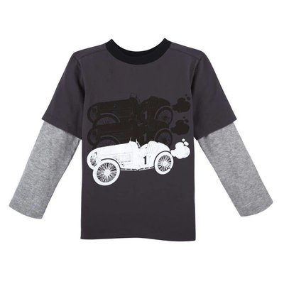ANDY & EVAN Race Car Tee
