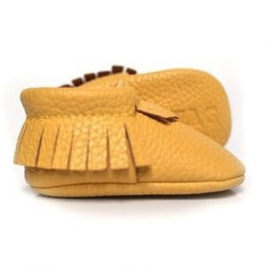 Sweet n Swag Moccasins.Honey Suckle
