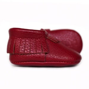 Sweet n Swag Moccasins.Red Rover