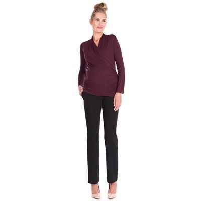 Charlyn Ponte Workwear Trousers