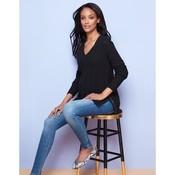 Sylvia Overbump Super Skinny Jeans