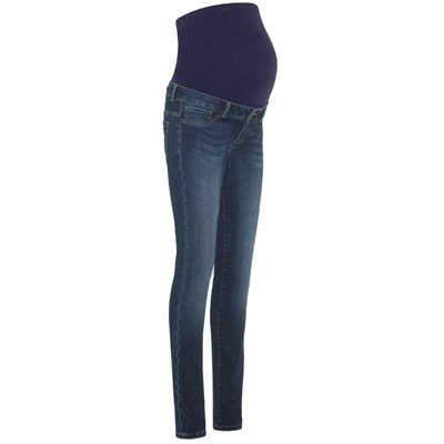 Seraphine Penny Slim Overbump Jeans