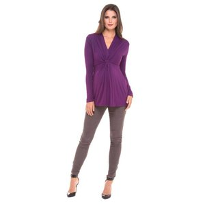 Olian KNOT TOP.PURPLE.M