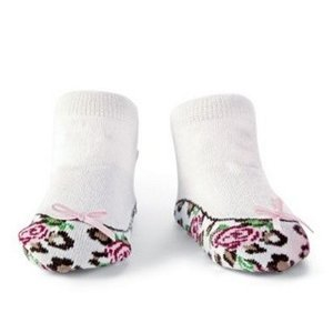 Mud Pie LEOPARD MARY JANE SOCK