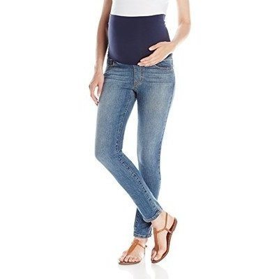 Maternal America SKINNY SUPPORT.BLUE.S