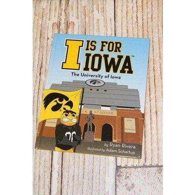 Mascot Books I IS FOR IOWA BOOK