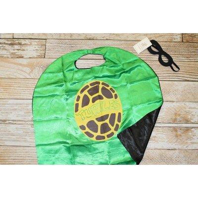 Turtles Cape & Mask Set