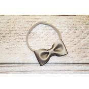 Lincoln&Lexi Leather Bow Headband