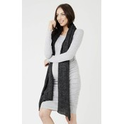 Textured Knit Cocoon Dress