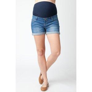 Denim Shorty Shorts