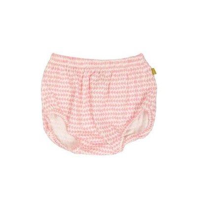 nui Pink Sails Diaper Cover