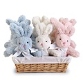 Mud Pie CHENILLE CHIME BUNNIES