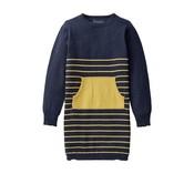 DRESS.YELLOW/NAVY STRIPES.4T