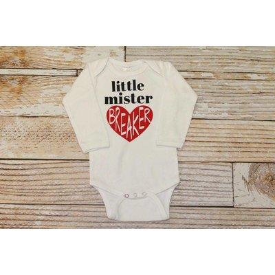 Lincoln&Lexi Little Mister Heart Breaker