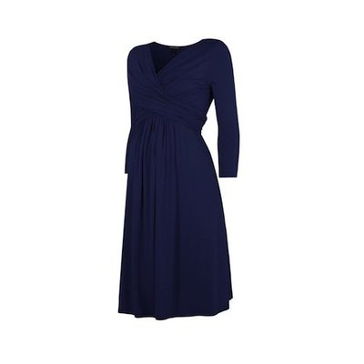 Isabella Oliver EMILY DRESS.FRENCH NAVY.0