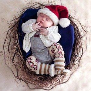BABY HOLIDAY MONKEY