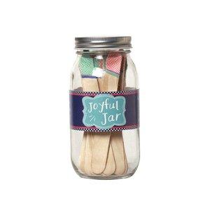 CR GIBSON Joyful Jar