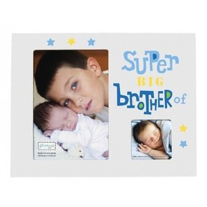 CR GIBSON Big Brother Photo Frame