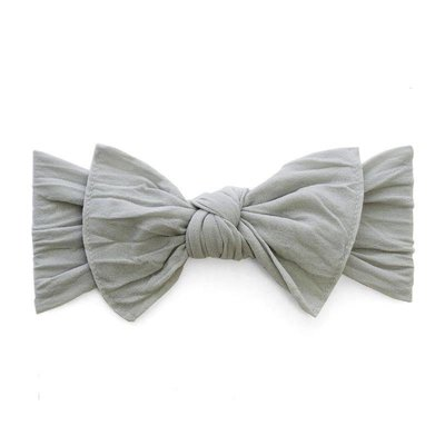 Baby Bling Knot (Grey)