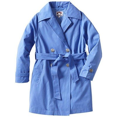 Appaman TRENCH COAT.BERRY.8Y