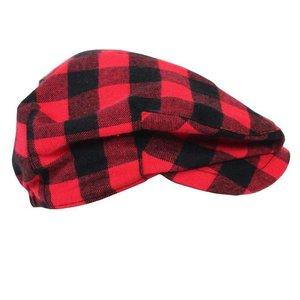 juDanzy Tweed Cabbie Hats