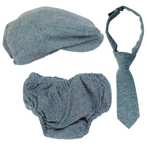juDanzy Tweed 3 Piece Gift Set
