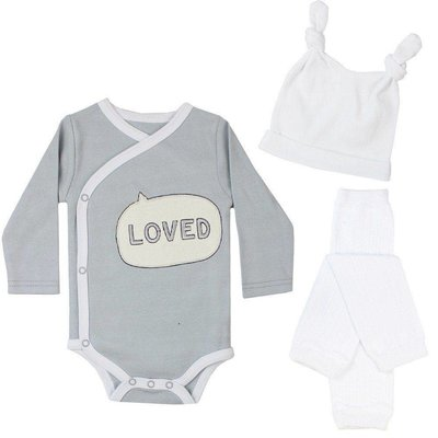 juDanzy Loved Baby Gift Set