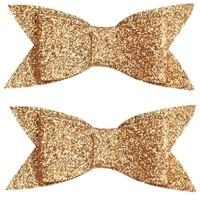 juDanzy Glitter bow set