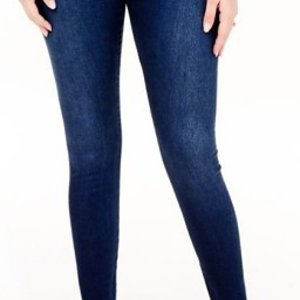 Ingrid & Isabel Skinny Denim Jegging w/ Side Inset