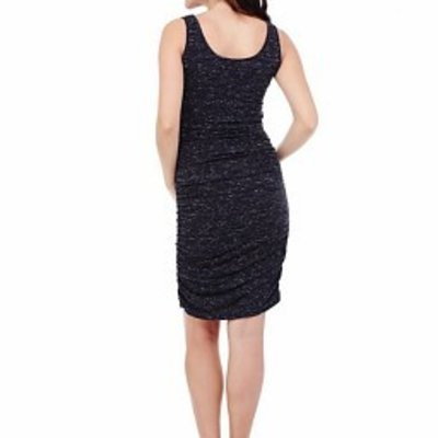 Ingrid & Isabel Marble Shirred Tank Dress