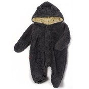 Magnificent Baby Smart Little Bears Steel Fleece