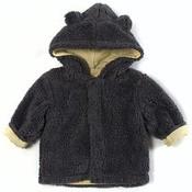 Magnificent Baby Smart Little Bears Steel Fleece