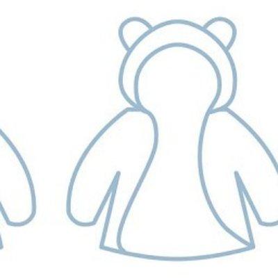 Smart Little Bears Steel Fleece