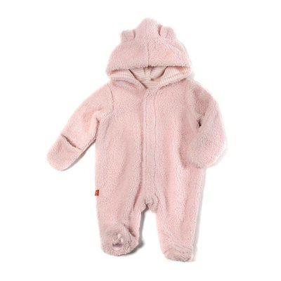 Magnificent Baby Smart Little Bears Pink Icing Fleece