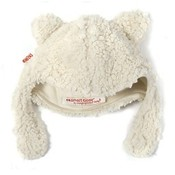 Magnificent Baby Smart Little Bears Cream Fleece