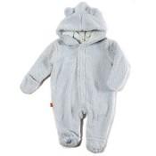 Magnificent Baby Smart Little Bears Blue Sorbet Fleece