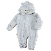 Smart Little Bears Blue Sorbet Fleece