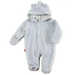 Magnificent Baby Baby Boys Midnight Sky Velour Hoodie and Pants