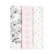 aden+anais meadowlark 3-pack silky soft swaddles