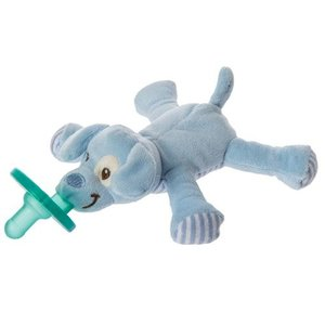 MARY MEYER Blue Puppy Wubbanub