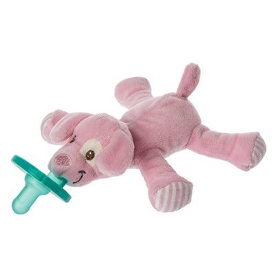 MARY MEYER Pink Puppy Wubbanub