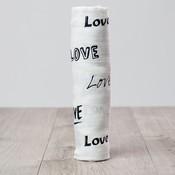 Lulujo Love Bamboo Swaddle – 47×47″