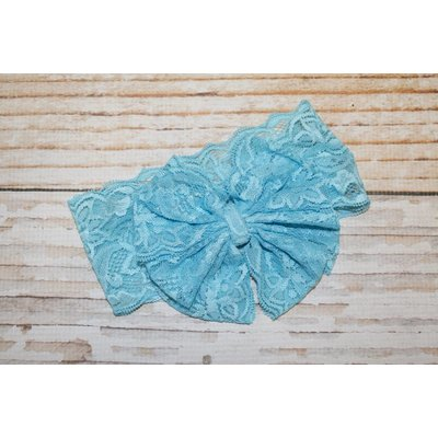 Lincoln&Lexi The Lilly Lace Headband