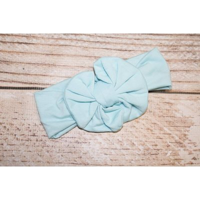 The Callie Knit Bow Headband